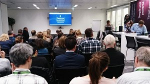 MobileCaddy presenting at the UK NFP Salesforce User Group